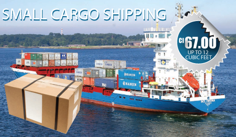 Deluxe Freight - Small Cargo Shipping